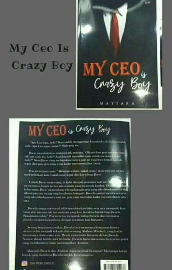 My Ceo is Crazy Boy (Open PO)