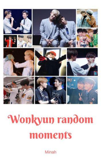 [Series] Những khoảnh khắc ngẫu hứng của Wonkyun
