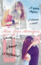 Más Que Amigos by RakelHrS