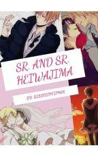 Sr. and Sr. Heiwajima by BillDippCipher