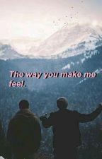 The Way You Make Me Feel; Muke by LeleColn