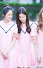 [SHORTFIC] [CHAEQIONG] LOVE IS by jay_yerimie