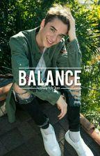 Balance   Daniel Seavey AU by sweetdr3am