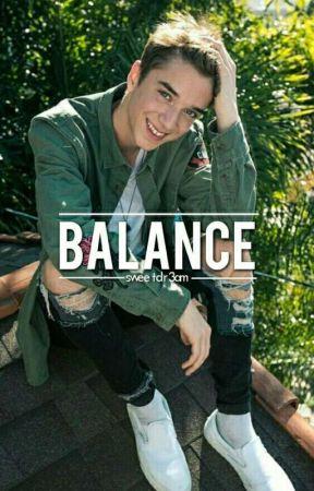 Balance | Daniel Seavey AU [COMPLETE] by cynical-sweetie