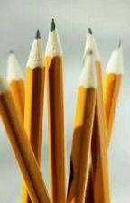 قلم رصاص يطاردني ✏(مكتملة) by miao_san