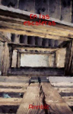 En las escaleras by Annblc