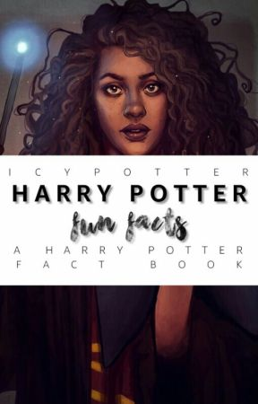 Harry Potter Fun Facts by icypotter