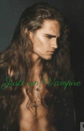 Juste un Vampire by MissFiction04