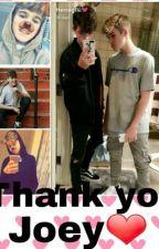 ~Thank you Joey❤~  by csakegysenki_
