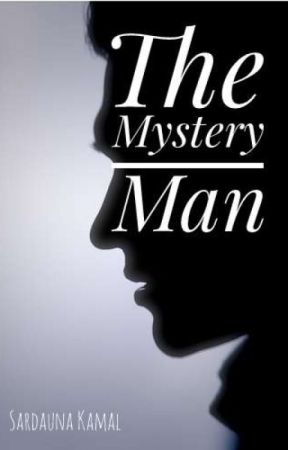 The mystery Man  by Sardauna_ak