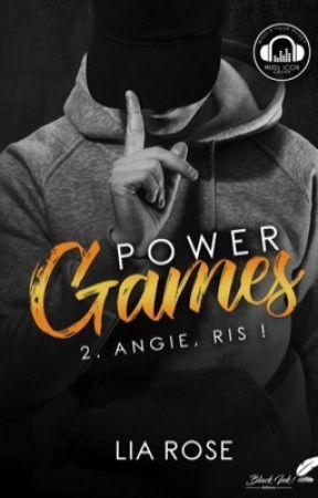 Angie, ris ! (Sous contrat d'édition) by LiaCRose