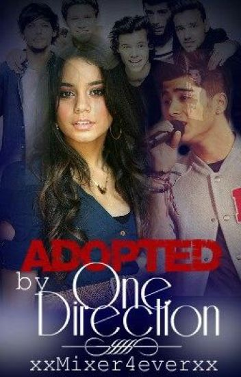 Adopted by One Direction ✔
