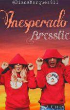 """""""Inesperado"""" Bresslie (Lesslie y Skabeche) by DianaMarquez811"""