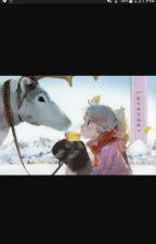 the winter deer by Jaceshipsmakoharu