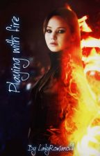 Playing with fire ( book 2 skulduggery fanfic) by LadyRomanoff