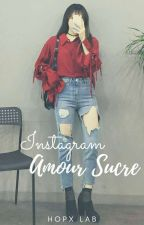 Instagram Amour Sucre - Castiel by LandHopeMochi