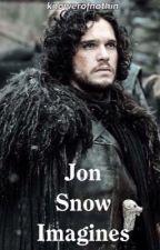 Jon Snow x Reader imagines by knowerofnothin