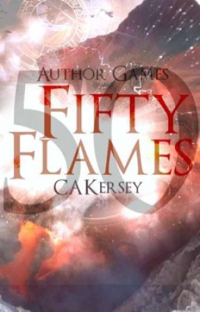 Author Games: Fifty Flames by AEKersey