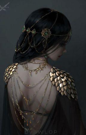 Vhalkira: The Cursed One by LiannaNovic