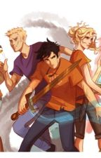 Percy Jackson One-Shots by SodaFreckle