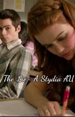 Lies- A Stydia AU by Gretalb