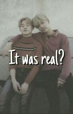 It was real? × Chensung by shehopestill