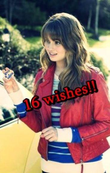16 wishes... (best bday evah!!) by ShaiLavinielChuchu