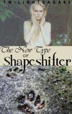 The New Type Of Shape Shifter by Blackwolf13Kaz