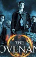 The Covenant- Reid Garwin my boyfriend Fan - Fiction by Purplerey