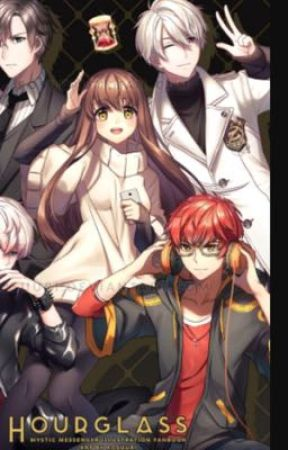 Mystic Messenger BF ( on hold ) by Legenia