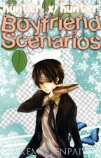 Hunter X Hunter Boyfriend Scenarios by Kemi-Senpai