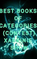 BEST BOOKS OF CATEGORIES (CONTEST) by Xabbinie