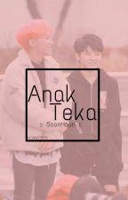 [✔]Anak Teka! :: SoonHoon by voxychoi