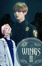 Wings 2 ||VMIN by wolvscalligraph