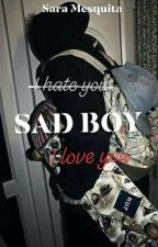 SAD BOY  by ravennah1