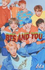 bts and you  by jimin_4lifue