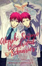 Akashi Seijuro Boyfriend Scenarios (Akashi X Reader) by MegaBlazethecat