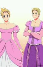 [Hetalia One Shot] Boys Can Do Anything Girls Can! by AquaTheNordic