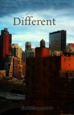 Different by doitlikepoohh