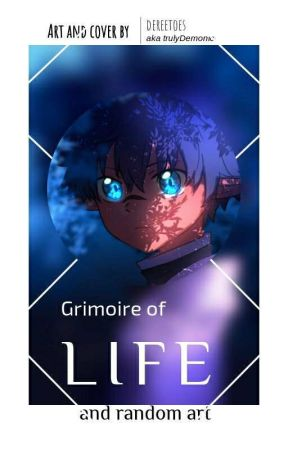 Grimoire of Art by ayaneaboo