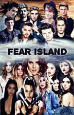 FEAR ISLAND (GROUP TEXT) by Purpledarklight