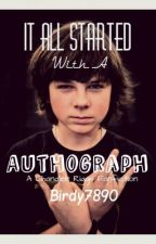 It all started with a autograph. A Chandler Riggs fan fiction. by chandlerriggslover78