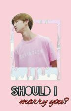 should i marry you? • minghao by chewingyu-