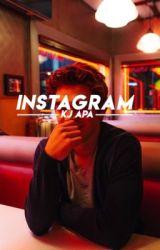 instagram | kj apa  by thwackles