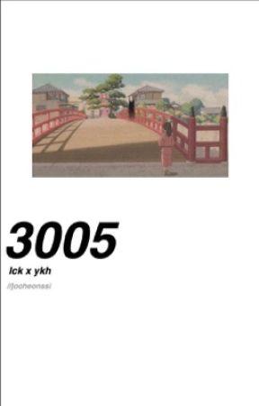 3005 ; changki ◑ by jooheonssi