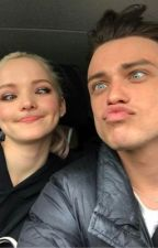 Dove  cameron's journey to thomas doherty's heart ❤️ by WolfHardpeeps