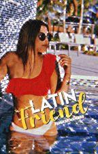 Latin Friend; Jack Gilinsky by flickermendes