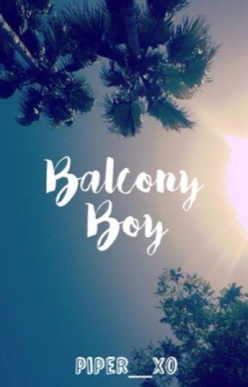 Balcony Boy | ✓