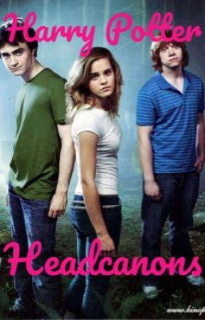 Harry Potter Headcanons: Edition 2 by xLARRYxJ2xJOHNLOCKx