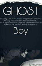 Ghost boy by viki_krajcova